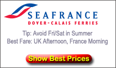 Ferry France - Cheap Ferry France